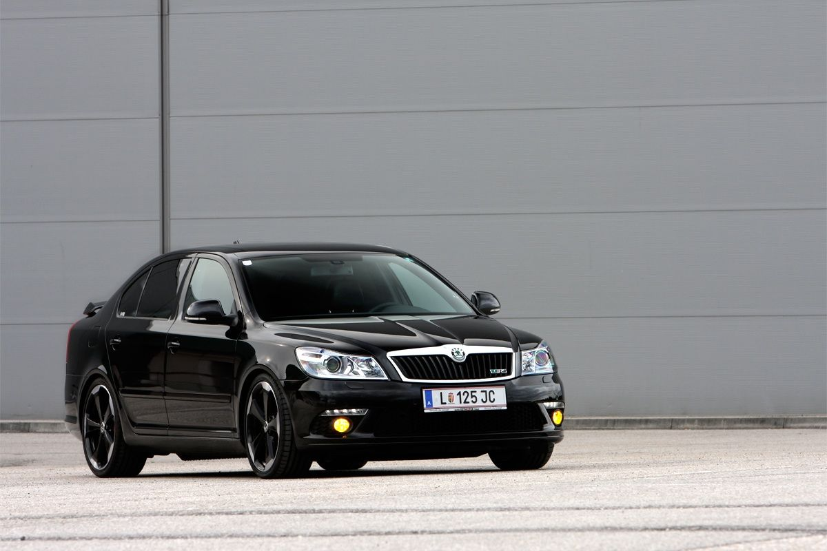 Skoda Octavia Rs Amazing Cars