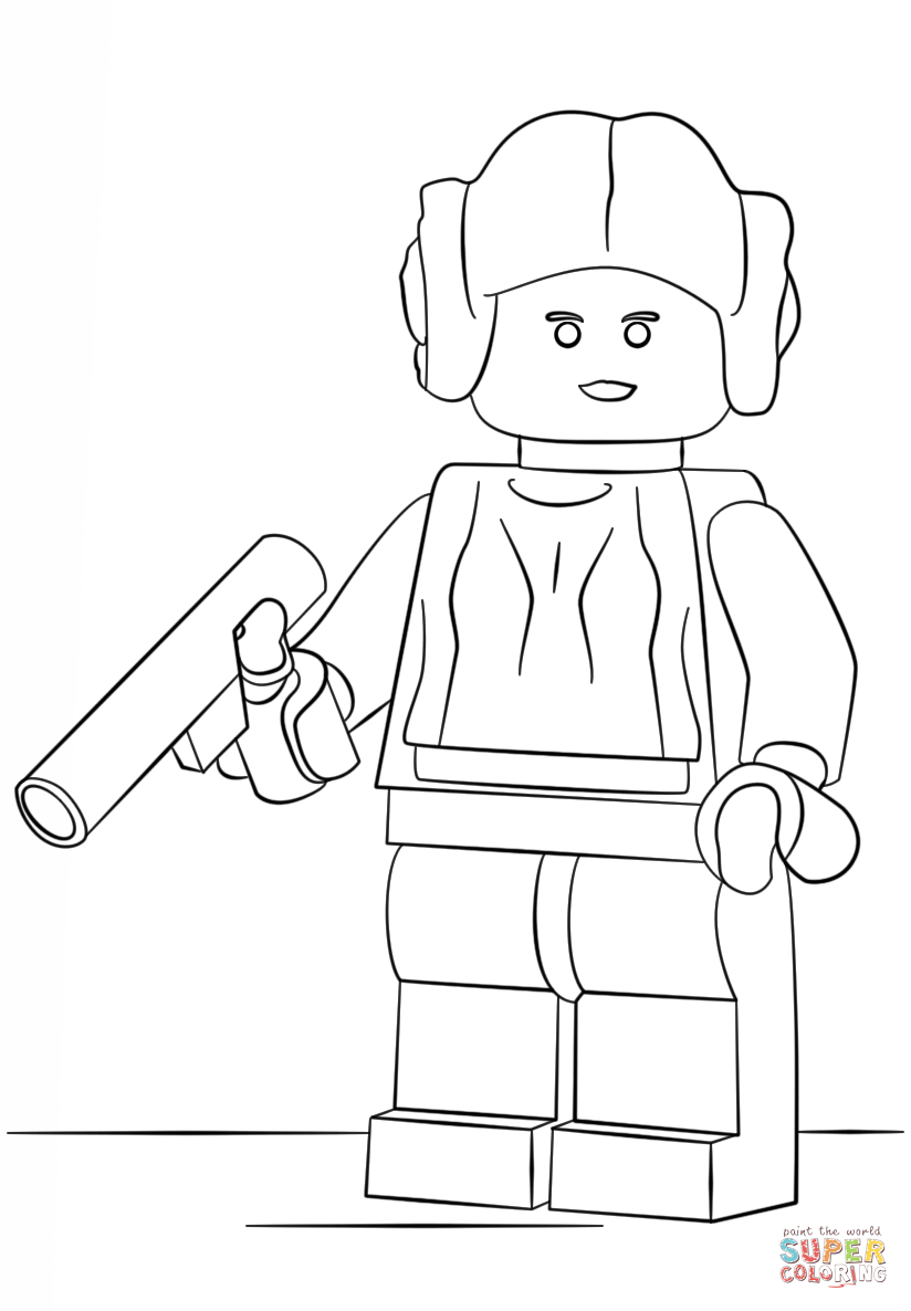 Lego Princess Leia Coloring Pages Awesome Star Wars Coloring Pages Luke Skywalker Star Wars Colorin Star Wars Coloring Sheet Star Wars Cartoon Star Wars Colors