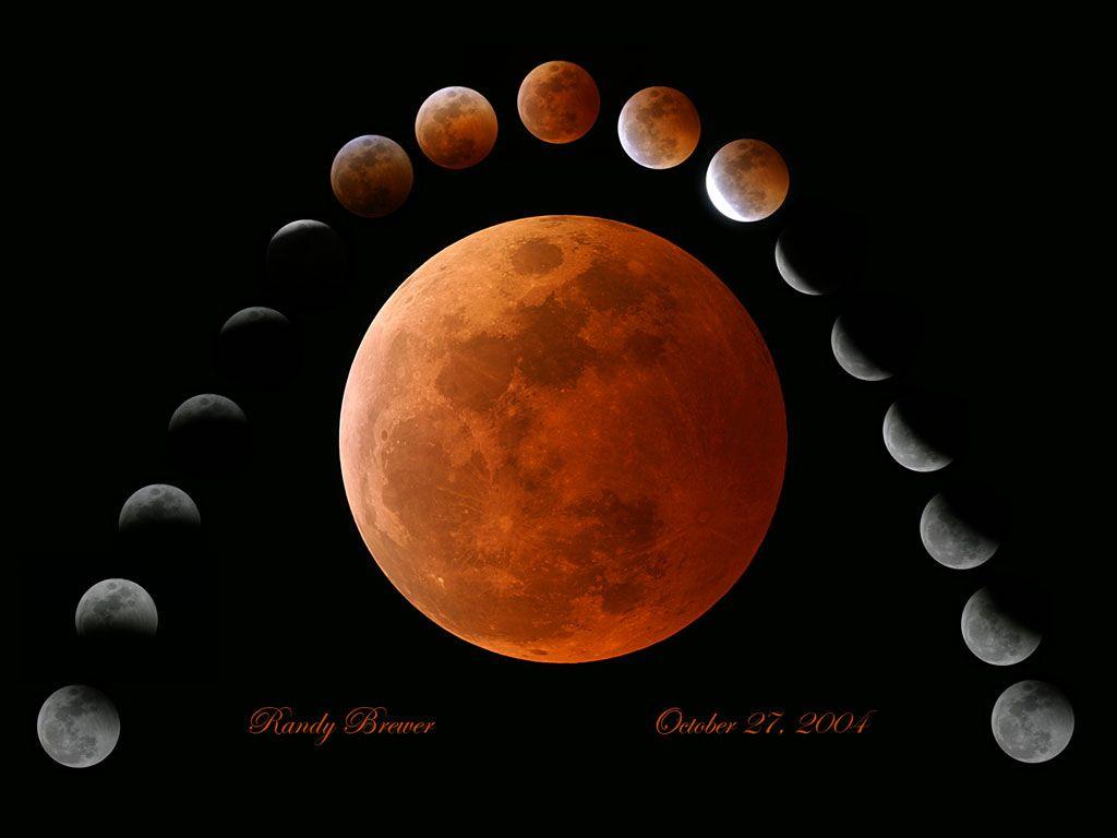¿Cómo se produce un eclipse lunar?