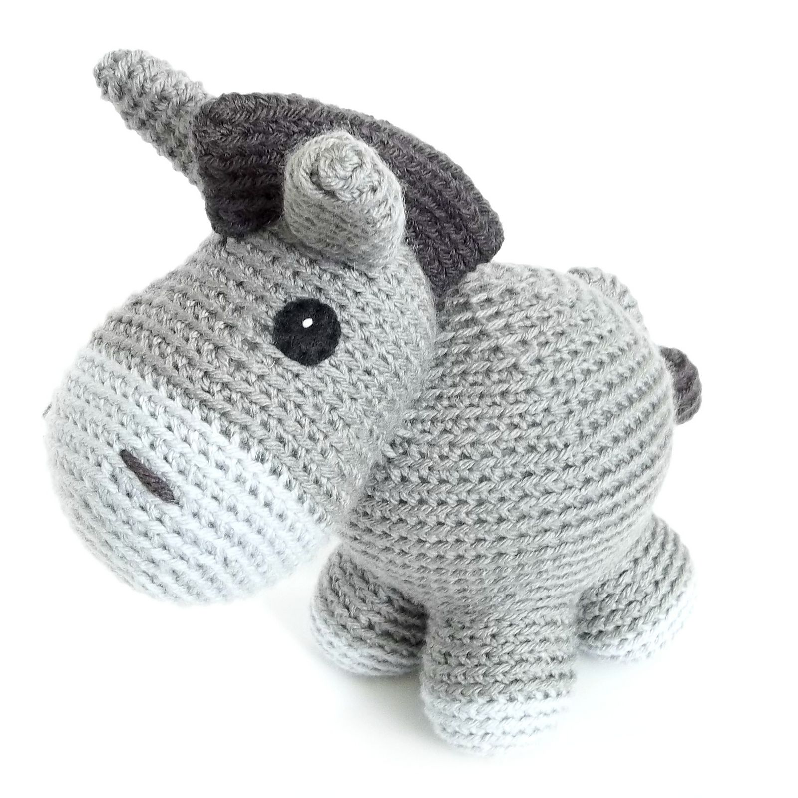Ravelry: Slowpoke the Donkey (Pattern Modification) pattern by ...