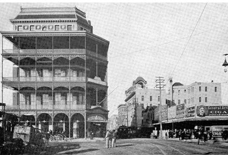 Late 1800 S Maverick Bank Building At Vintage San Antonio A Photo History San Antonio Texas San Antonio Tx Texas History