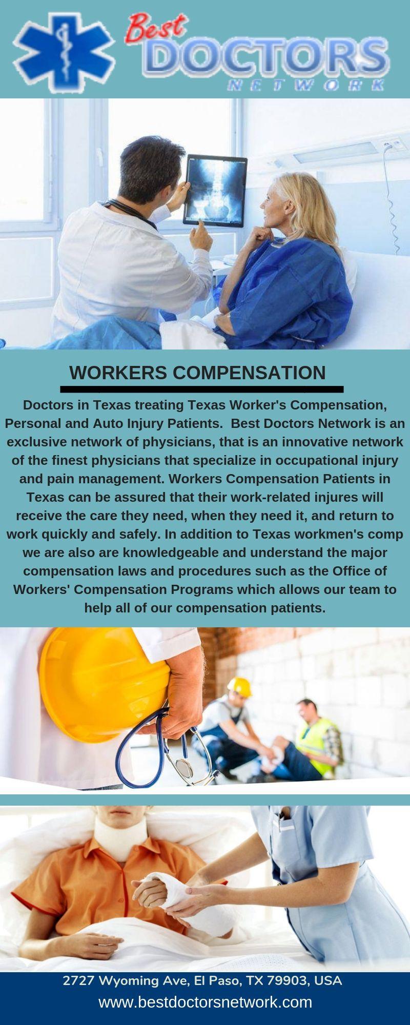 Workers Compensation Doctors El Paso Texas Best Doctors Work