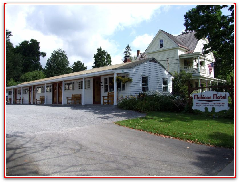 mohican motel cooperstown 1 bdr rental homes pinterest motel