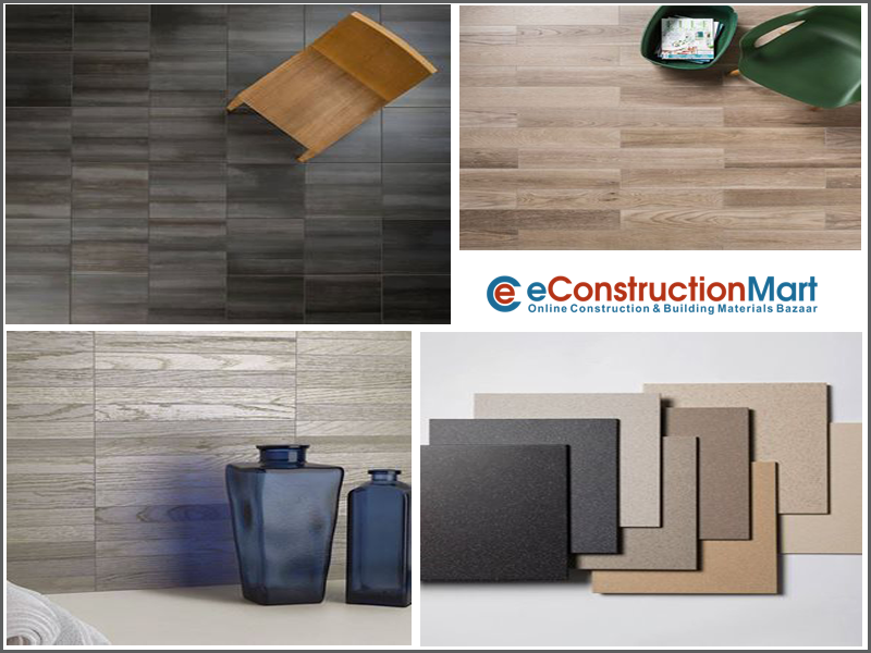 Benefits of Using Porcelain and Ceramic Tiles for Your