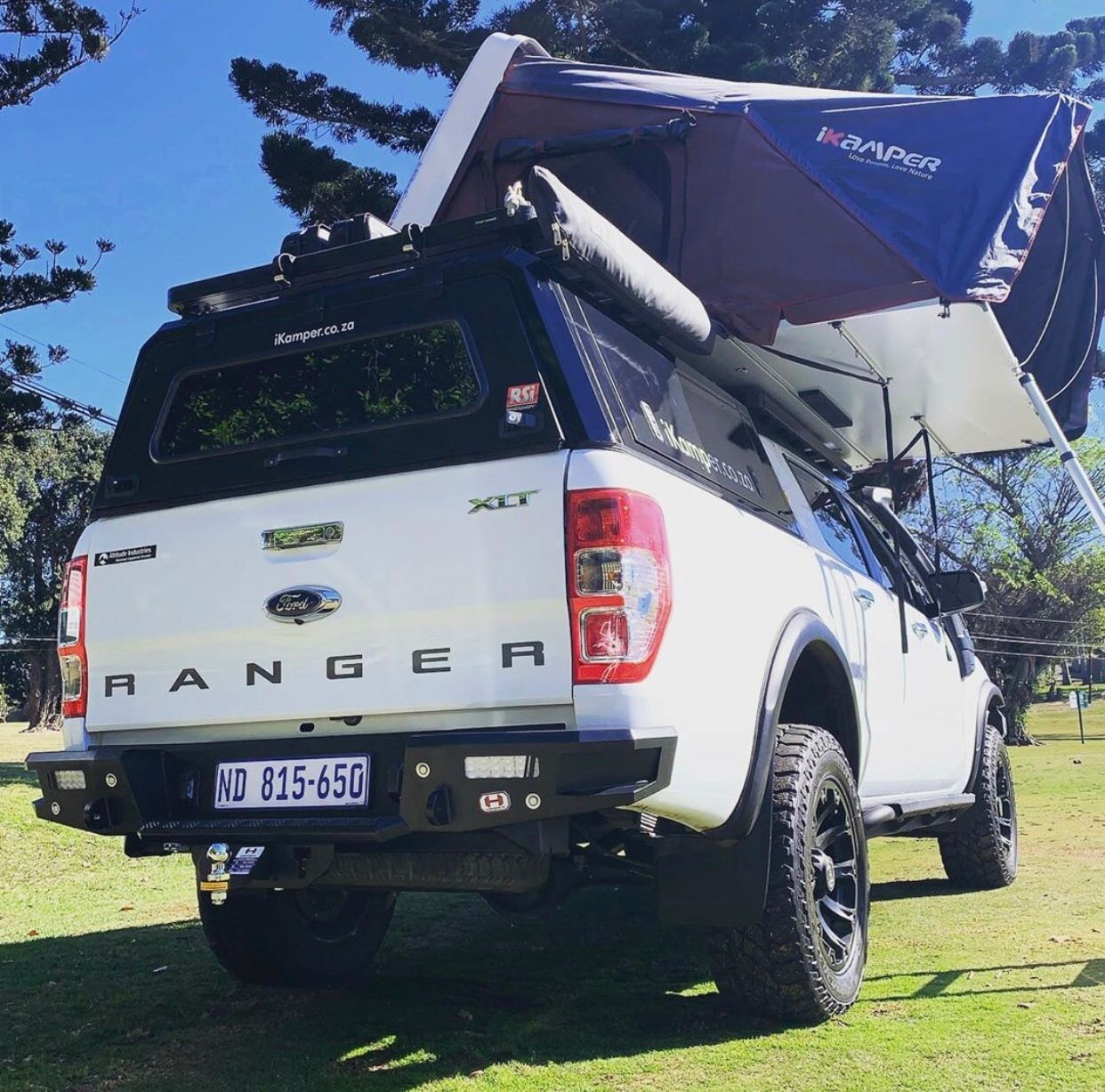 Pin By Jazira Fahri On 4wheel In 2020 Ford Ranger Roof Top Tent Van Life