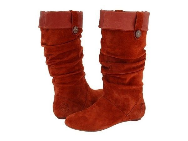 Outlet Online Shop Womens Boots UGG Collection Cosima Espresso Leather Sheepskin