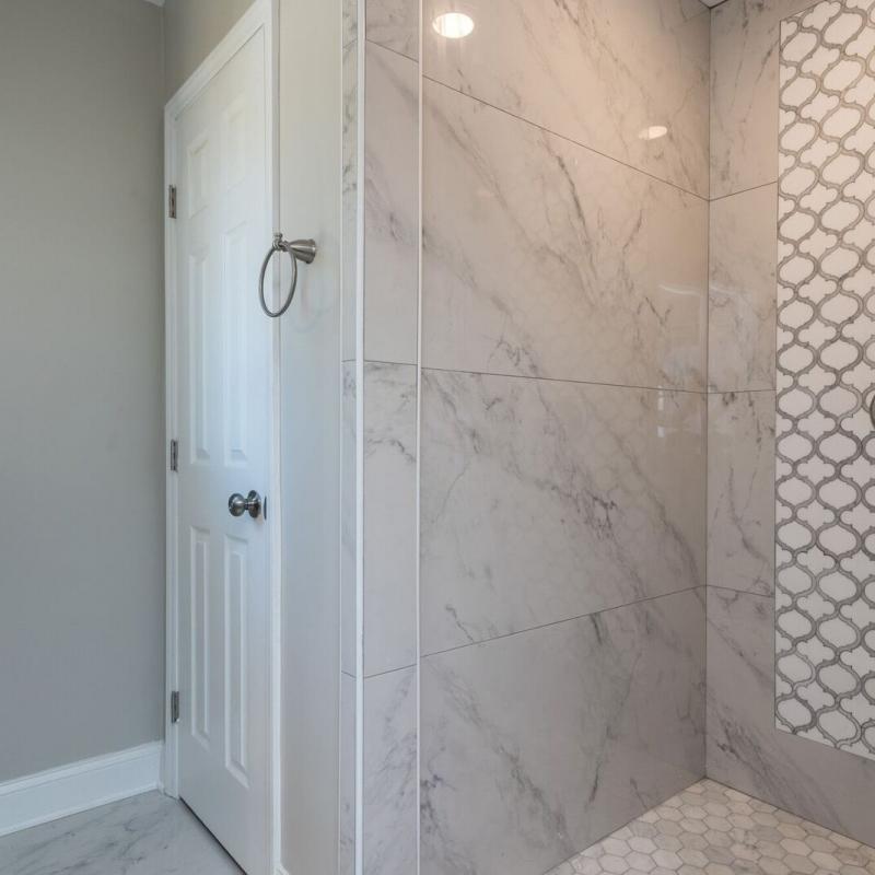 24x48 Carrara Armada Porcelain Tile Tile Bathroom Large Format Tile Stone Tile Bathroom