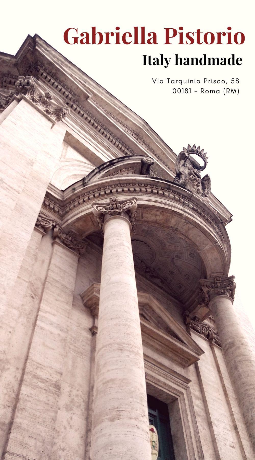 Gabriella Pistorio Roma Photo Moda Roma Città