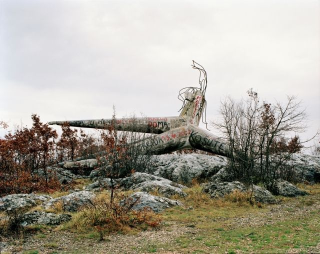 Deserted Places: 25 abandoned former Yugoslavia monuments