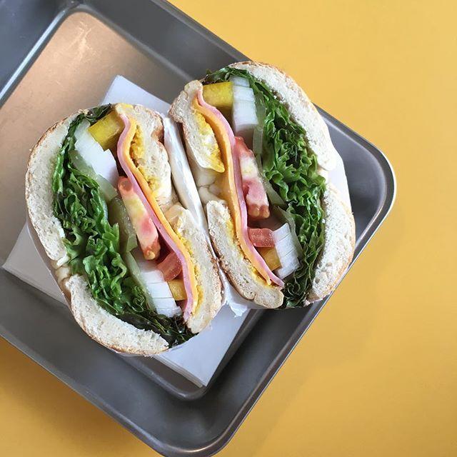 오늘 점심 클럽베이글! 오점클베ㅋㅋㅋㅋㅋ #카페베이글렛 1주년 축하드려요◟̊◞̊ 감사해요◟̊◞̊