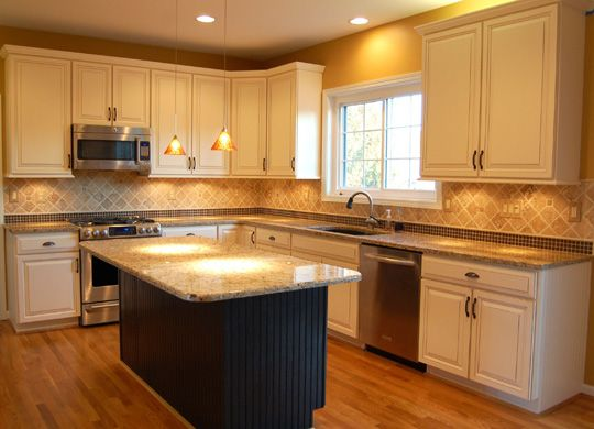 Kitchen Island Different Color Than Cabinets update oak kitchen cabinets. | new house | pinterest | mason ohio