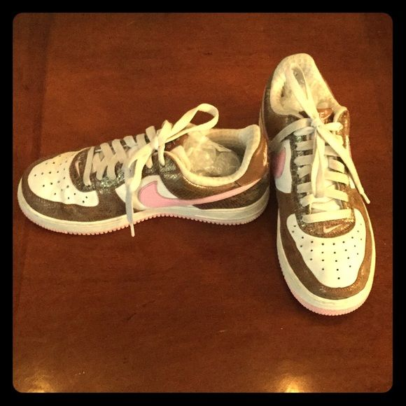new concept d5d32 d4154 Nike Shoes   Nike Af1 Limited Edition Sneakers   Color ...