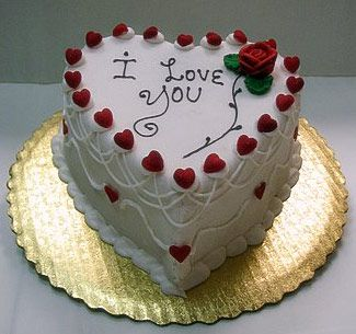 Heart Shaped Birthday Cakes