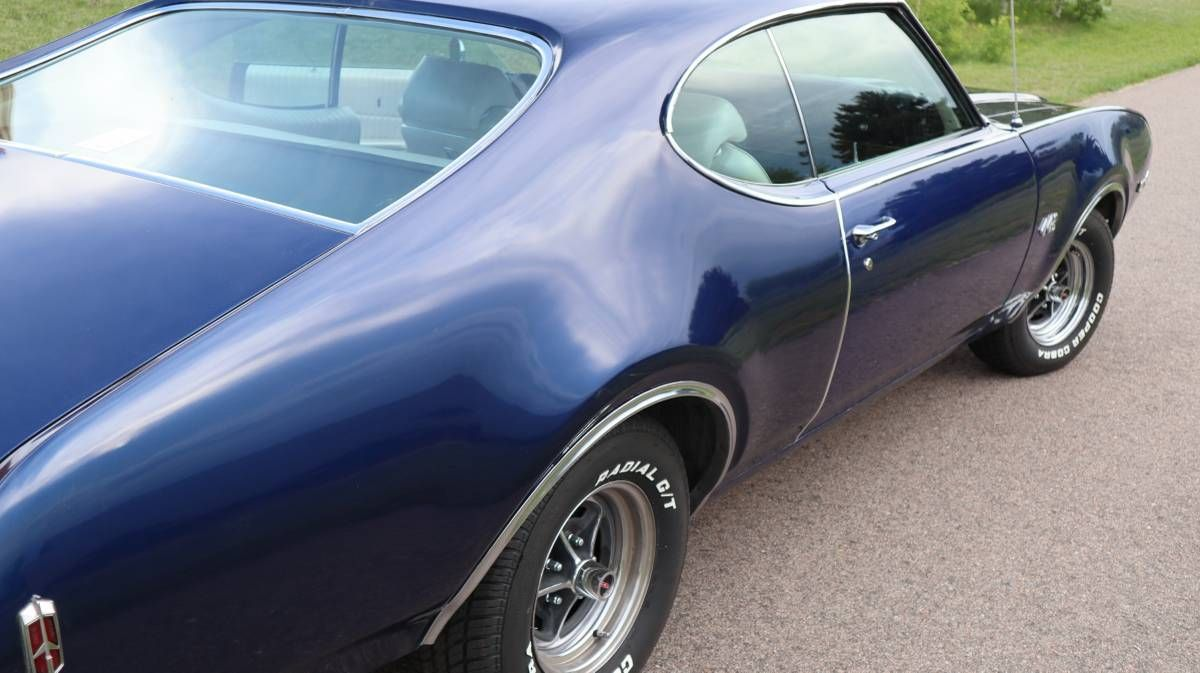 1969 Oldsmobile 442 Holiday Coupe Parker Co Oldsmobilecentral Com Oldsmobile Oldsmobile 442 Coupe