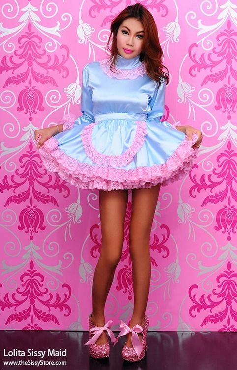 Sissy french maid tumblr