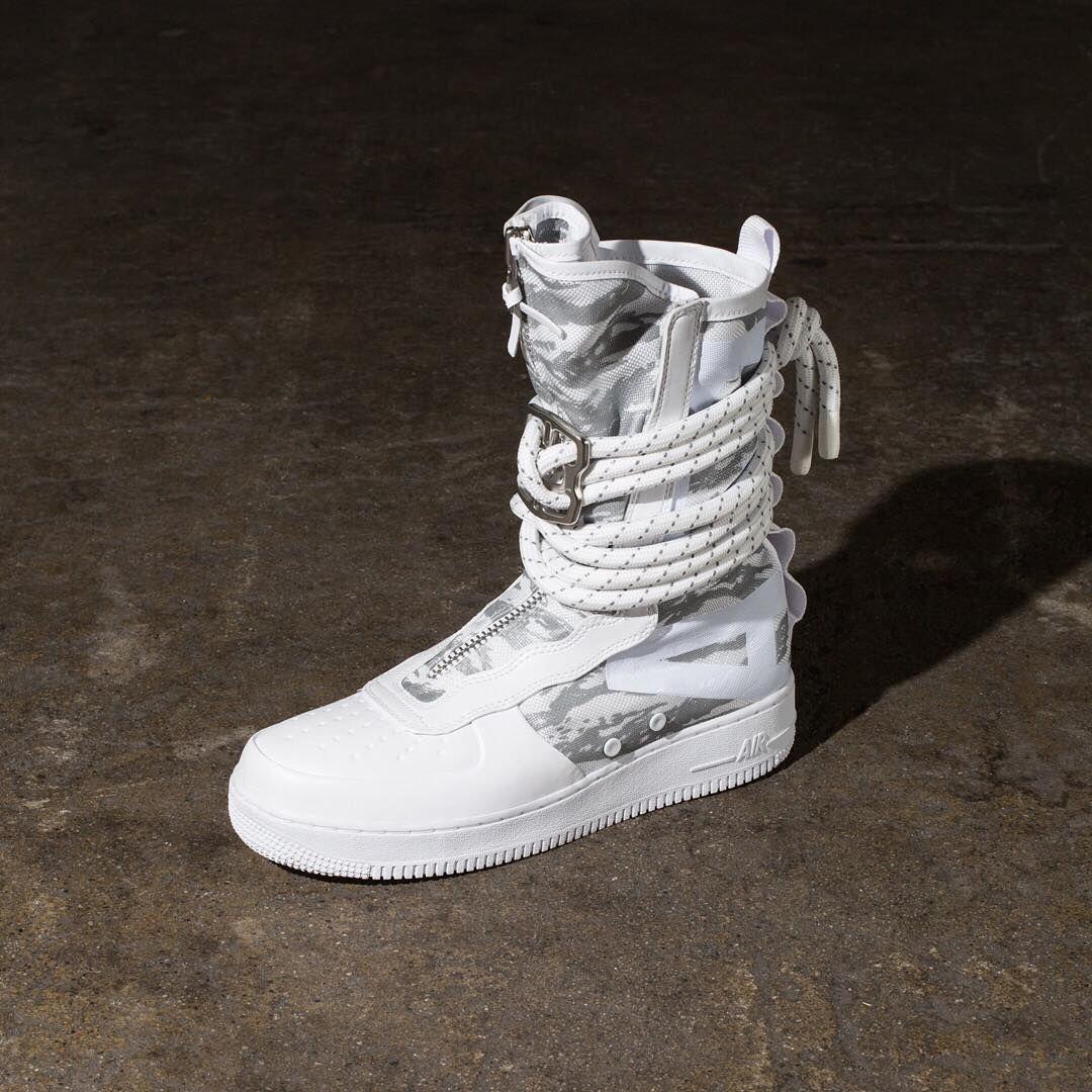 Nike Sf Air Force 1 High Boot Winter Camo Sneakers Men Fashion Mens Boots Fashion Mens Nike Shoes