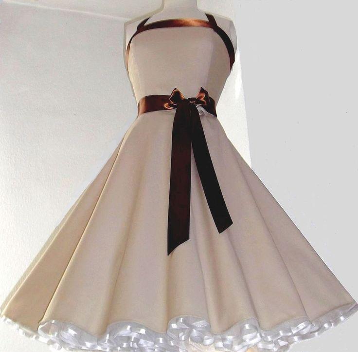 Sweet Rockabilly '50s, Evening, Party, Dance, Petticoat Dress, 38-42, 44-48, New
