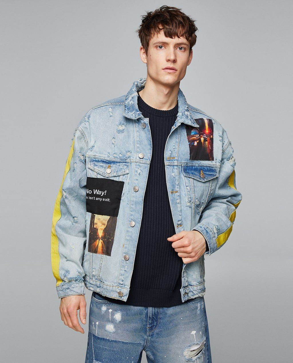 bdebe0a69 Men's Jackets | New Collection Online | ZARA United States ...