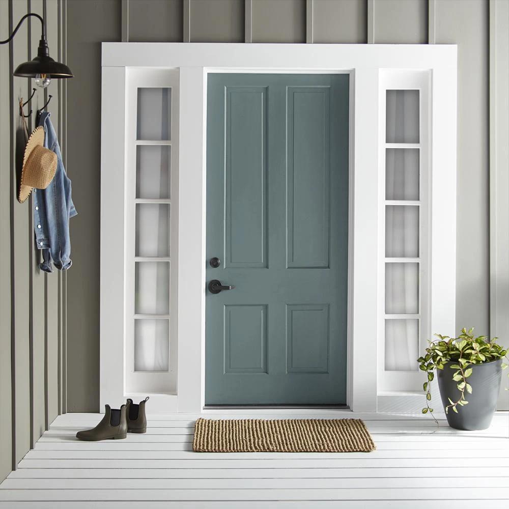 23+ What type of paint for exterior door info