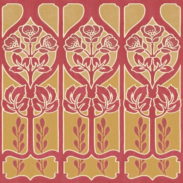 The Wallpaper Company 20.5 in. x 15 ft. Aubergine Large Trellis ...