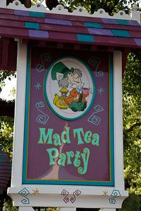 Mad Tea Party - Barbieri Photography