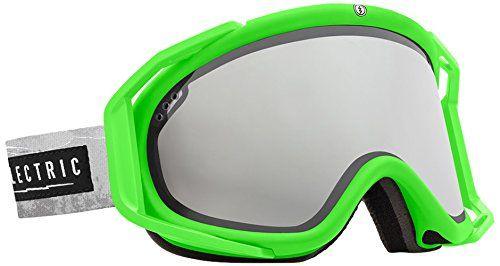 df14ac9bb39 Electric Rig Goggles V. Co-Lab Bronze Silver Chrome And Bonus Lens