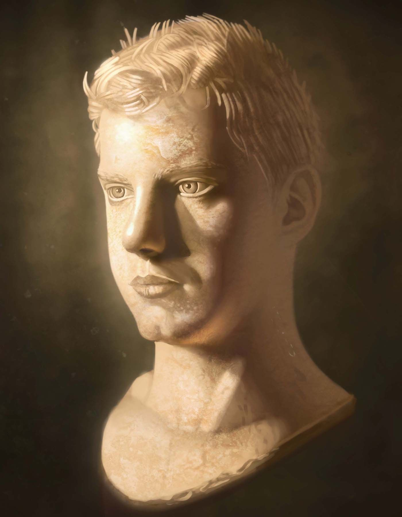 Photoshop tutorial turn a person into a marble statue in photoshop tutorial turn a person into a marble statue in photoshop digital arts baditri Gallery
