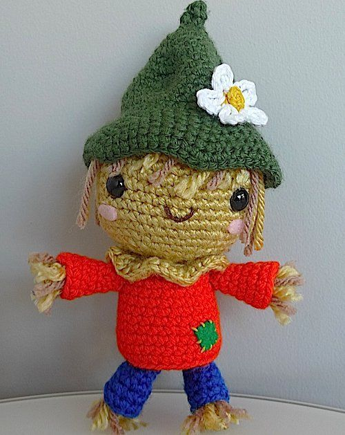 halloween amigurumi crochet free patterns patrones gratis de ...