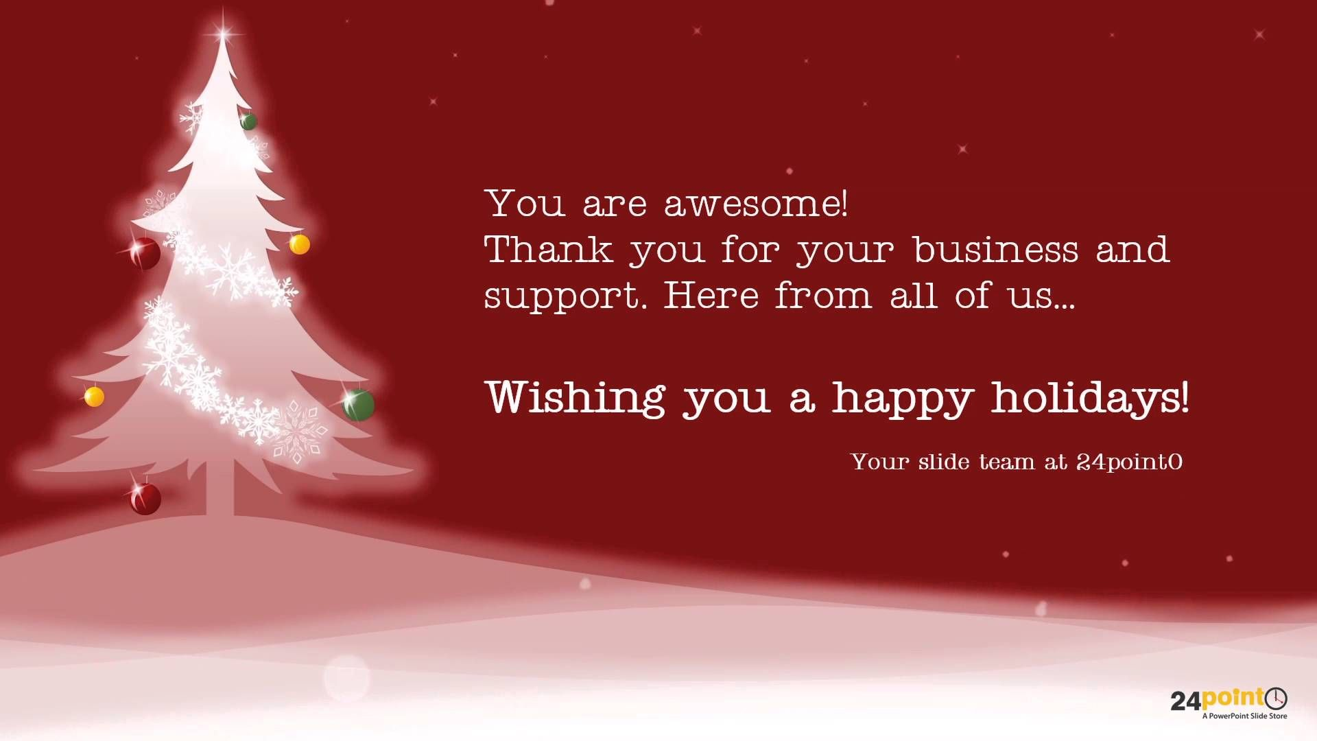 Free Template Happy Holidays From Team 24point0 Seasons Greetings Card Happy Happy Holidays
