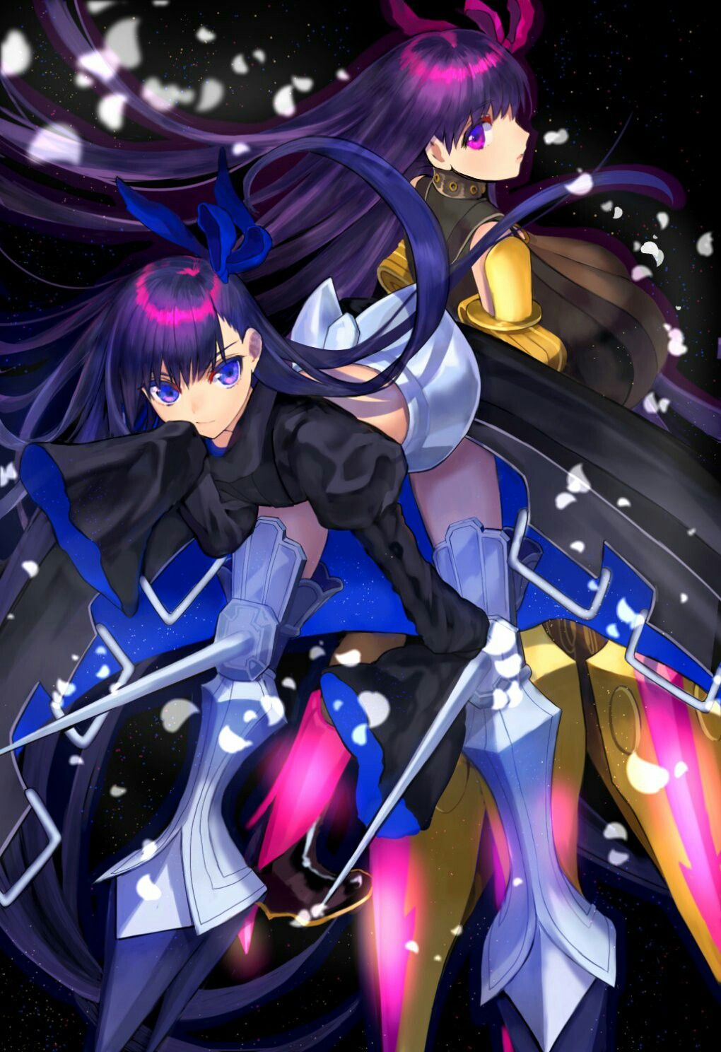 Fate Extra Ccc Fate Grand Order Meltllith And Passionlip Alter Ego By Ofustan On Twitter Fate Anime Series Fate Fate Stay Night Meltryllis and passionlip, as well as the rest of the sakura five, were created using the data of other heroic spirits/goddesses. pinterest