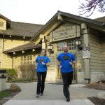 The Amazing Race-Starved Rock Lodge style! May-September. $50 per couple