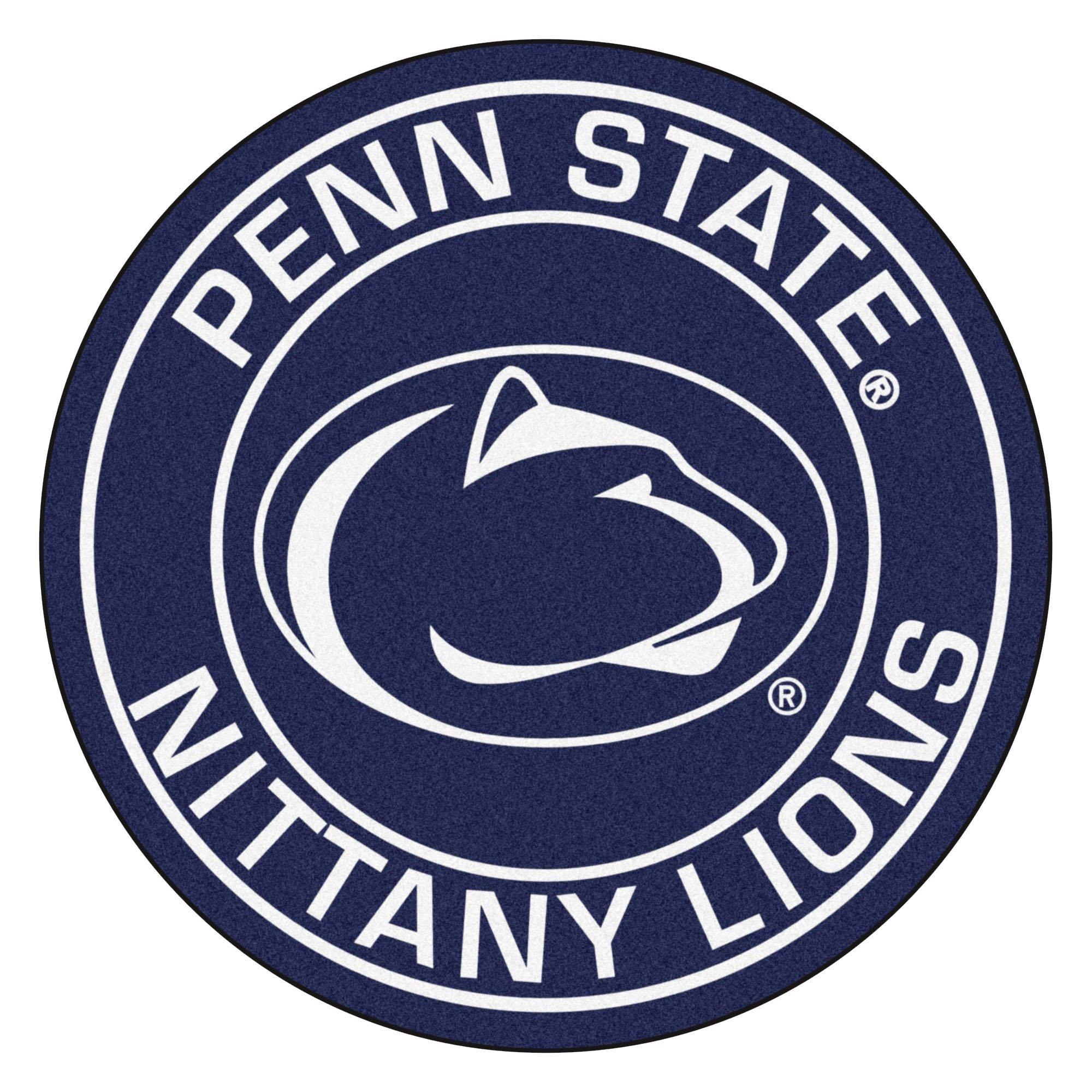 Penn State University Roundel Mat Penn state logo, Penn