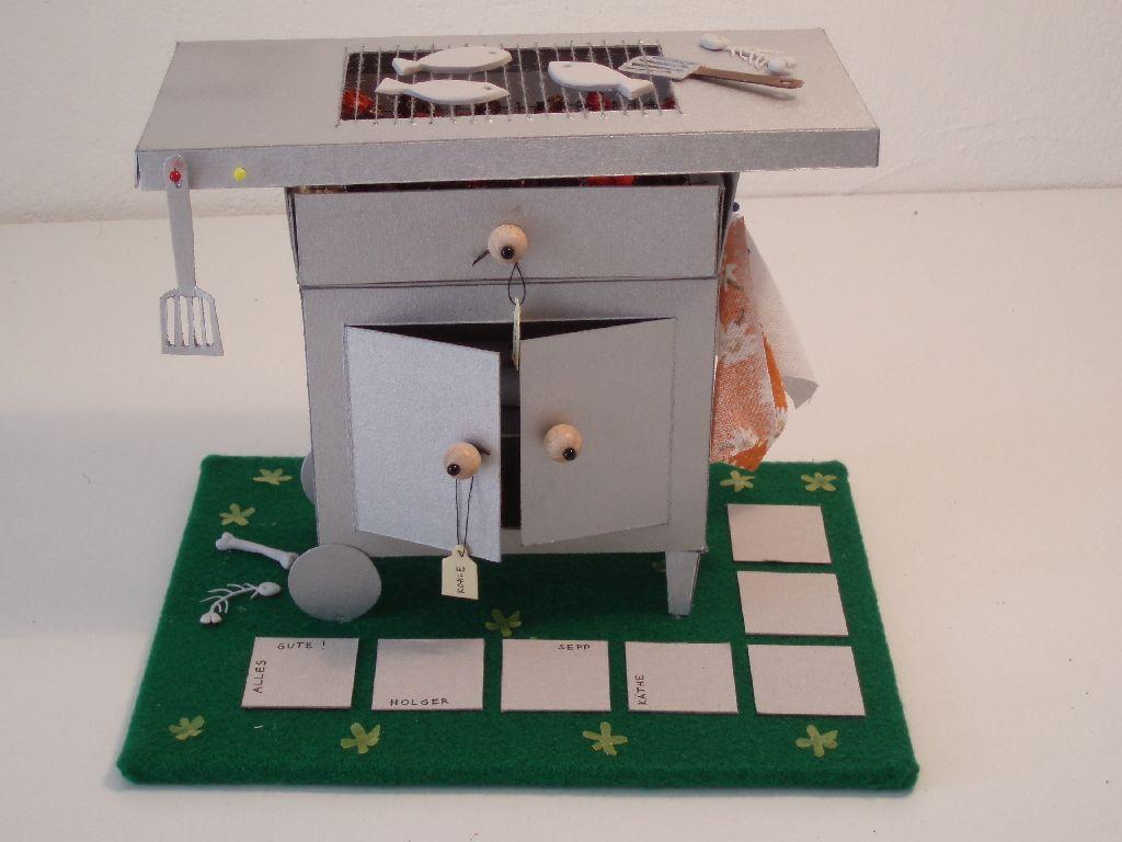 geldgeschenk grill geldgeschenke pinterest. Black Bedroom Furniture Sets. Home Design Ideas