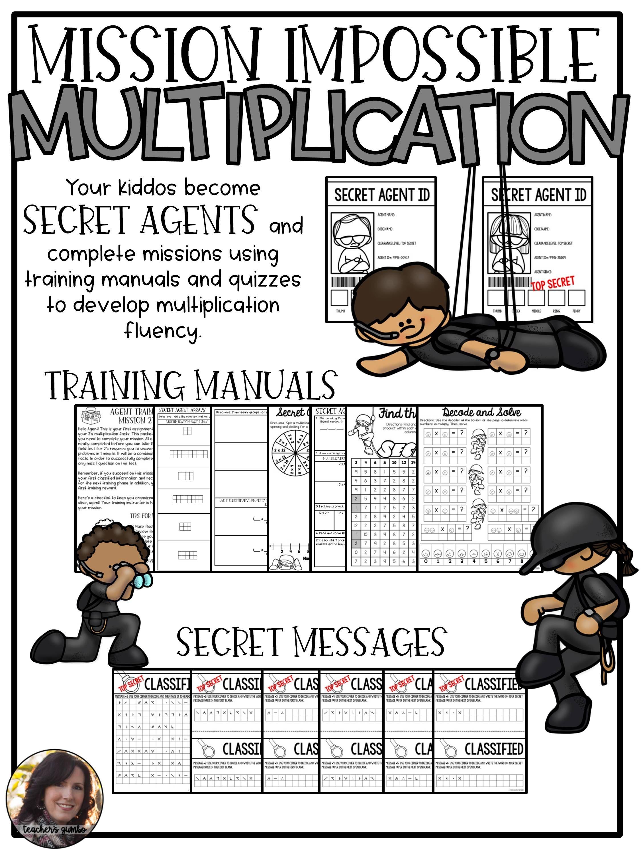 Multiplication Activities