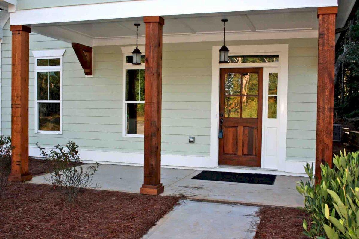 110 Best Farmhouse Porch Decor Ideas 84 Porch Design Farmhouse