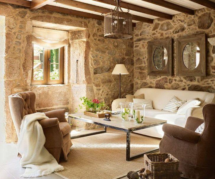 Estilo r stico chic entre la rusticidad y la elegancia - Como decorar una casa rural ...