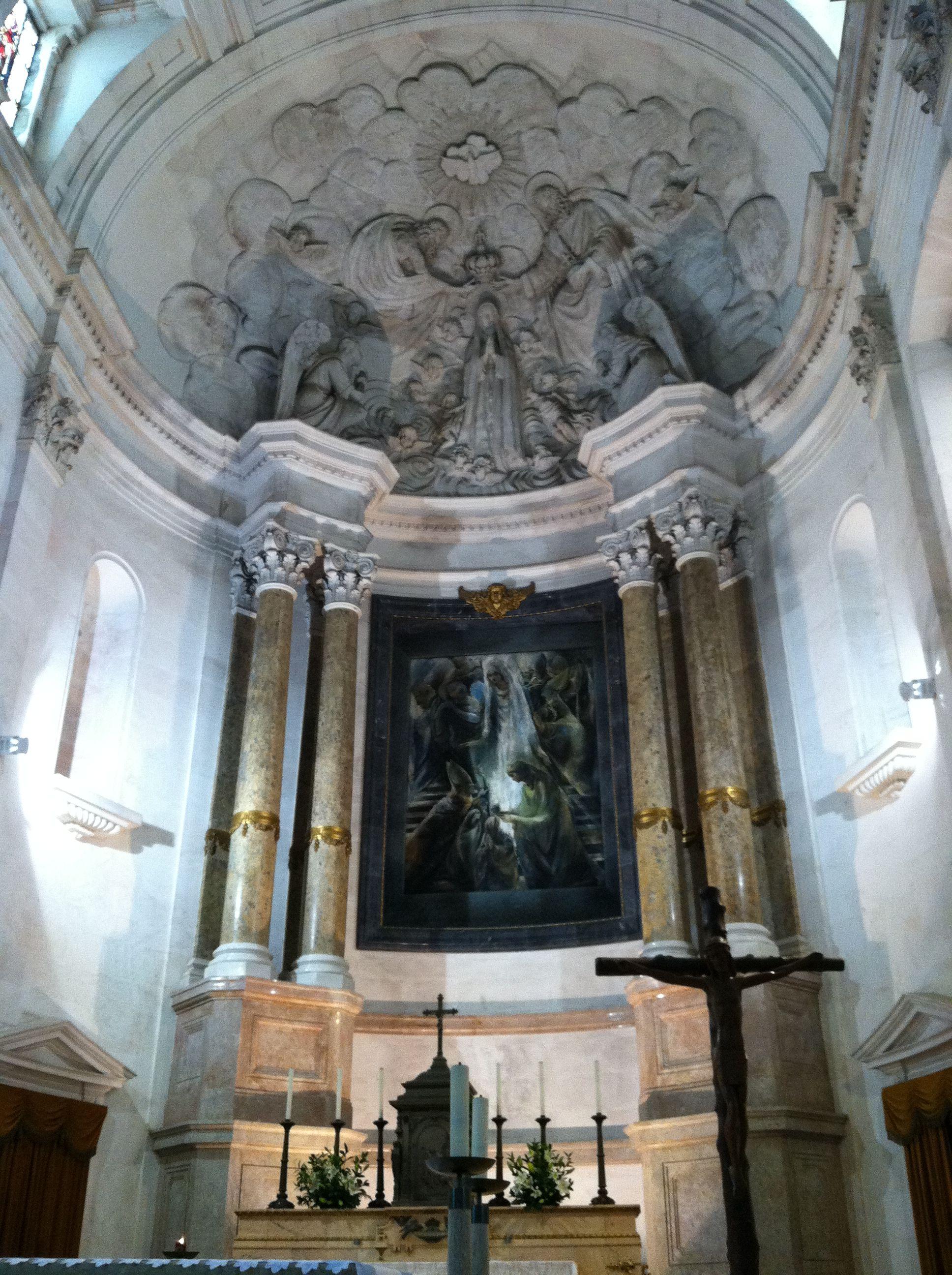 Fatima, Portugal (Inside