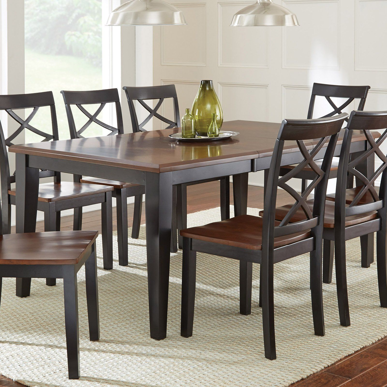 Steve Silver Rani Table  From Hayneedle  Architecture Prepossessing Steve Silver Dining Room Set Review