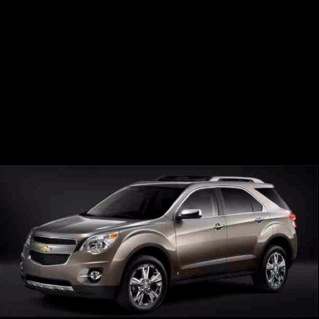 I Want This Car Chevrolet Equinox Chevy Equinox Chevrolet