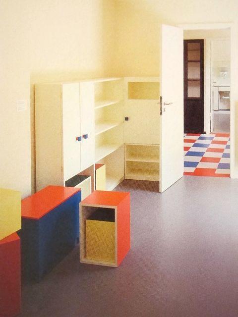 Haus Am Horn mondoblogo of the bauhaus alma siedhoff buscher nursery