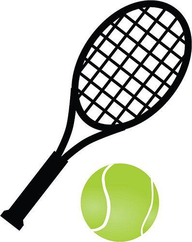 http thecraftchop com entries svg page 19 tennis party rh pinterest com Funny Tennis Clip Art Crossed Tennis Rackets Clip Art