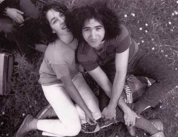 jerry garcia & mountain girl