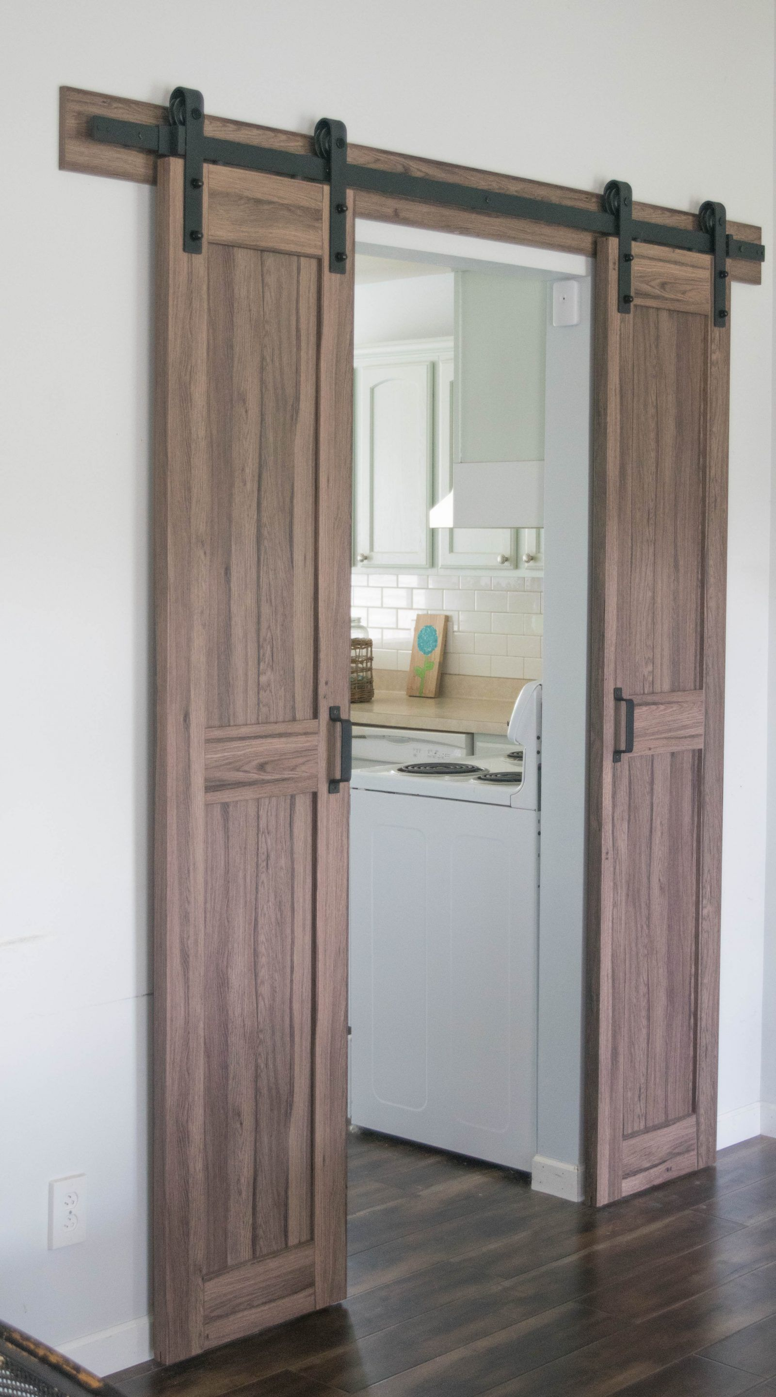 Photo of Easy to install barn door • Our House Now a Home