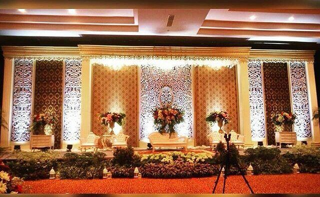 Dekorasi Pernikahan Mas Rama Dan Mbak Tari Gedung Sasana Kriya Ruang