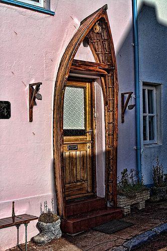 Las 10 puertas m s originales decoraci n hogar decoralia - Puertas originales ...