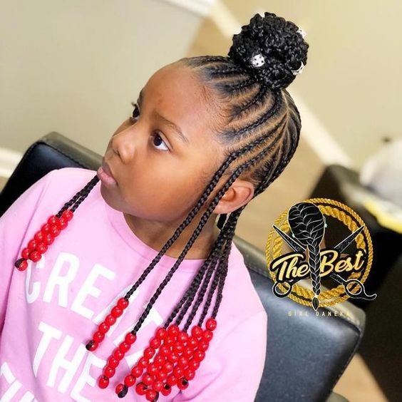 2018 Captivating Hair Braiding Styles For Kids Little Girl Braids Kids Hairstyles Kids Hairstyles Girls