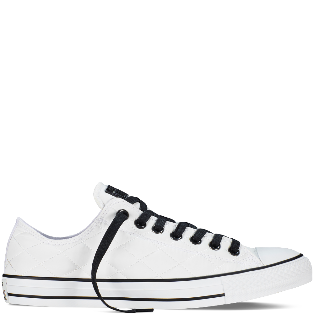 Chuck Taylor All Star Quilted White white. Awesome Converse ShoesConverse  ...