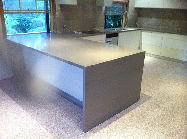 Natural Reconstituted Stone Kitchen Benchtops Vanity Tops