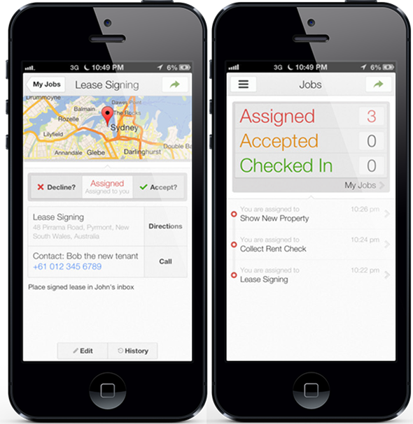 GOOGLE COORDINATE FOR IPHONE RELEASED, A PERFECT WORKFORCE