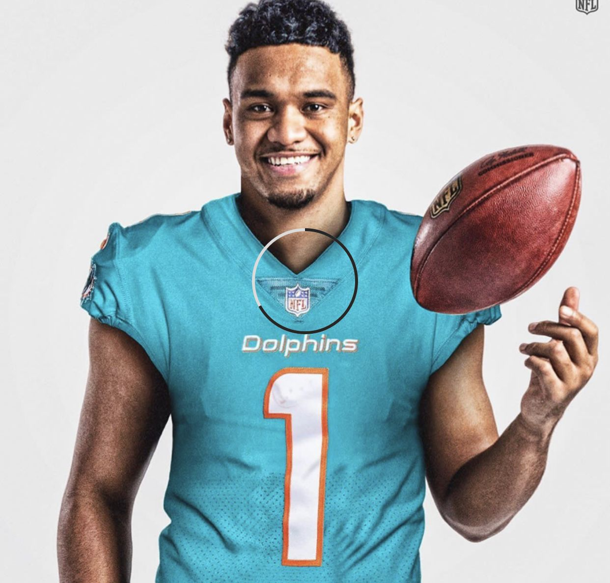 Pin by Autumn Padgett on tua in 2020 Nfl dolphins